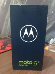 Motorola Moto G9 Power 128gb Cinza