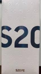 Samsung S20 FE 128 GB Vermelho - Lacrado