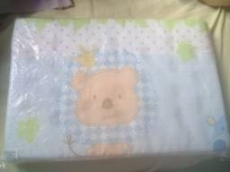 Travesseiro Anti Sufocante Bebê