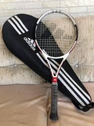 Raquete de Tênis Adidas Infantil + Raqueteira