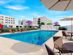 Título do anúncio: JD Realize seu sonho e more em um condomínio com piscina, conforto e segurança, 2 qts.