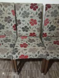 Título do anúncio: Cadeiras de mesa de jantar