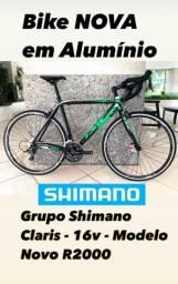 Título do anúncio: Bicicleta Speed TSW - Bicicleta de estrada- Shimano