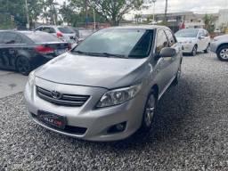 Toyota Corolla Xli 1.8 Aut. Aceita Trocas Ipva 2021 Pago