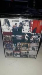 Caixa artesanal U2