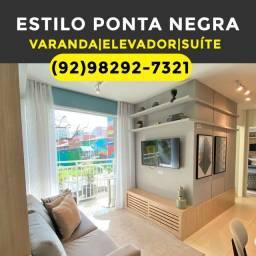 Título do anúncio: Invista na melhor região de Manaus/ESTILO PONTA NEGRA01