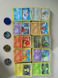 Título do anúncio: 30 cartas pokémon