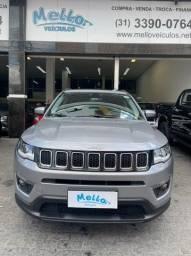 Jeep Compass Longitude 2.0 4x2 (flex) 16v (aut) 2019 impecável