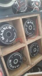 4 MAGNO 8POL 250WRMS
