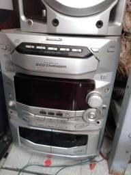Som 5 cds