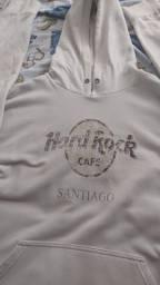 Blusa de frio hard rock chile original