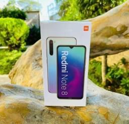 Redmi Note 8 64Gb cores azul&preto!!!