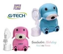 Inalador/ Nebulizador Nebdog G-tech
