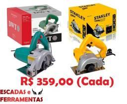 Título do anúncio: Serra Mármore Stanley ou Dwt, Nova com garantia de fábrica e Nota Fiscal