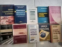 Livros de direito constitucional