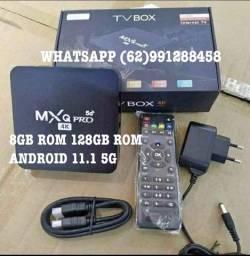 TV BOX ORIGINAL CORTEX A53 MXQ PRO