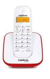 Título do anúncio: Telefone sem fio com identificador de chamada