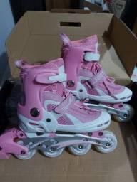 Roller novo na caixa