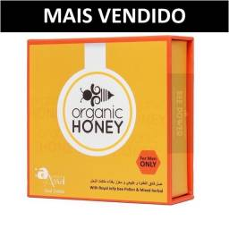 Mel do amor estimulante 100% natural o famoso melzinho dos influencers Organic Honey