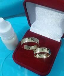 alianças de moedas ,ALIANÇAS p  casamento  noivado