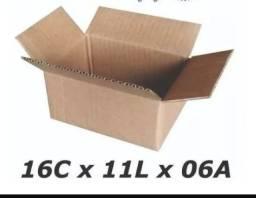 Título do anúncio: Caixa de Papelao para Correios