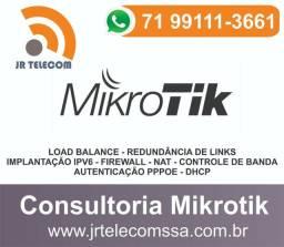 Configuração Mikrotik