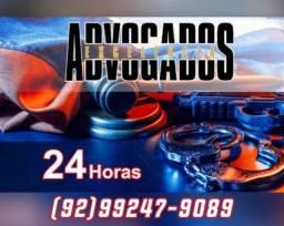 Título do anúncio: Assessoria Jurídica Advogado 24hs