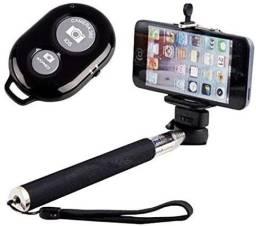 Bastão Pau de Selfie Bluetooth LT-2009 (Entrega Grátis)