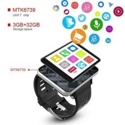 Relógio Inteligente  2,86 polegadas 3GB 32GB lcd 2700mAh  Android 7.1 4G Phone Smartwatch