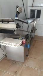 Lavadora Industrial de frutas, verduras e legumes
