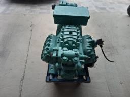Compressor Bitzer Semi-hermetico 25 e 50 hp, Refrigeração, Câmara Fria, Climatização