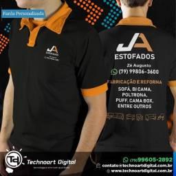 Título do anúncio: Fardas Personalizadas - Profissionais - Entrega Grátis Sergipe