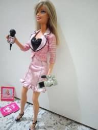 Barbie repórter