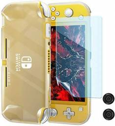 Kit proteção Nintendo switch lite