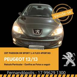 Peugeot 207  2012-13