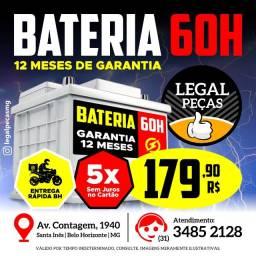 Bateria 60Ah Barata