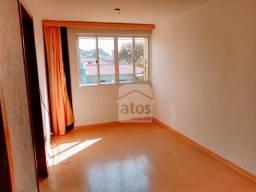 Apartamento com 2 dormitórios para alugar, 43 m² por R$ 750,00/mês - Boqueirão - Curitiba/
