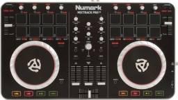 controladora numark mix track pro 2 pra hj baixei o valor