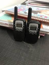 Radio walkie-talkie