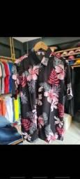 Camisa Florada