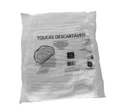 Touca Descartável Descarpack com 100 un