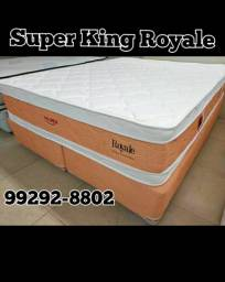 Cama super king- super king cama