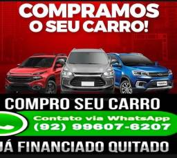 Título do anúncio: Negócio pago carro já financiado quitado