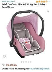 Título do anúncio: Bebê conforto novo na caixa