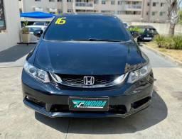 Civic 2016 59900 entrada de 13 mil 48x fixas de 970
