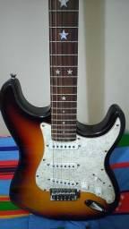 Guitarra stratocaster 2000 Roadstar