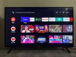 TV TCL 43 polegadas Android TV 43 polegadas - Na Garantia
