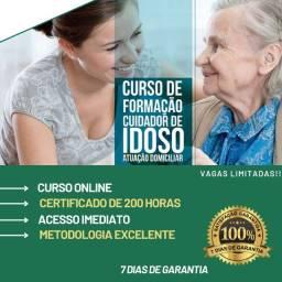 Título do anúncio: Cuidador de idosos