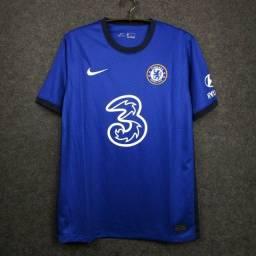 Oportunidade - Camisa Oficial Chelsea 2020/2021