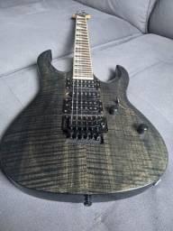 Título do anúncio: Guitarra Cort X11 blindada - super conservada, para pessoas exigentes!!!